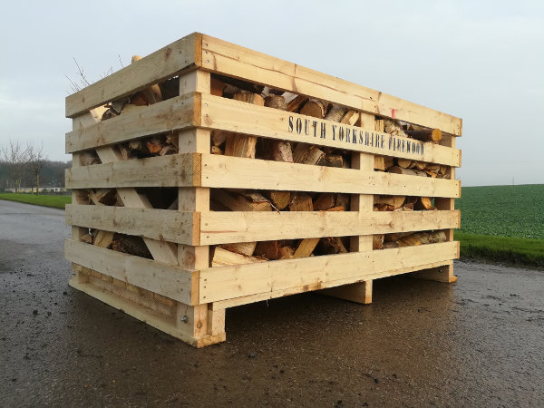 Kiln Dried Mixed Hardwood Logs